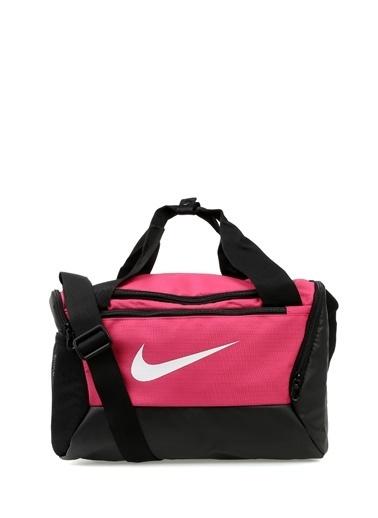Nike Nike Brasilia Training Spor Çantası Pembe
